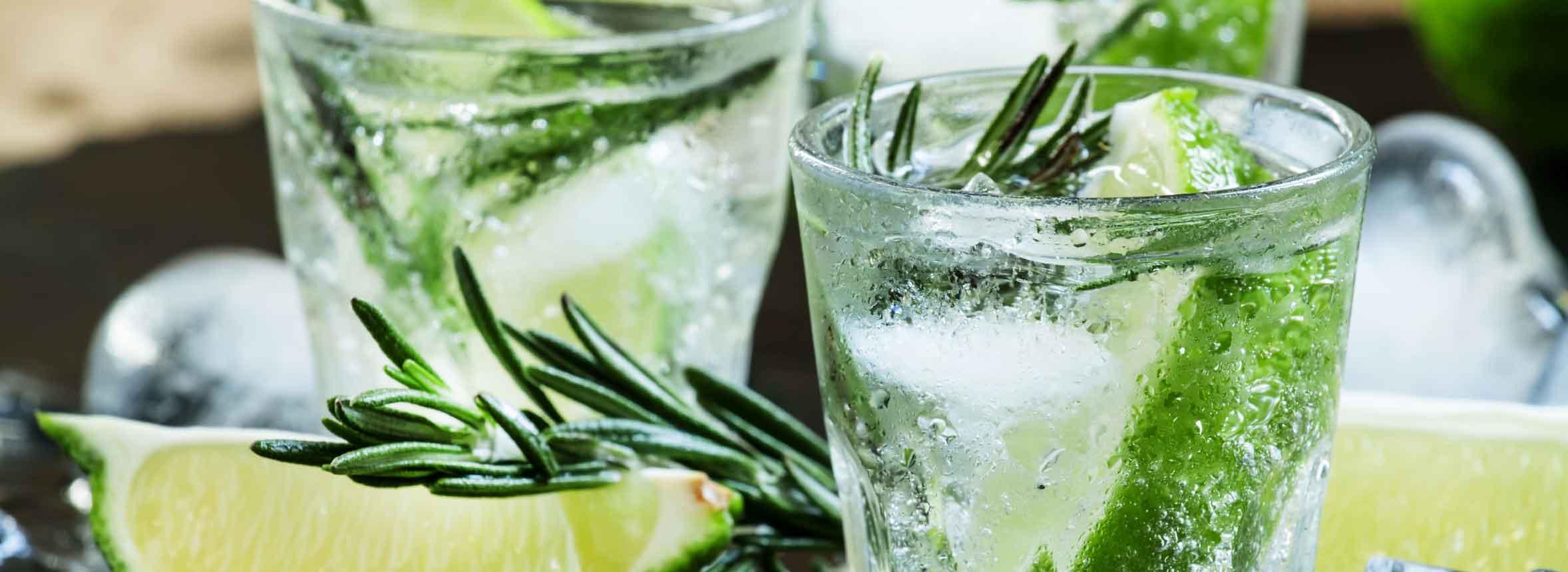 Ein frischer Cocktail – makes may day.