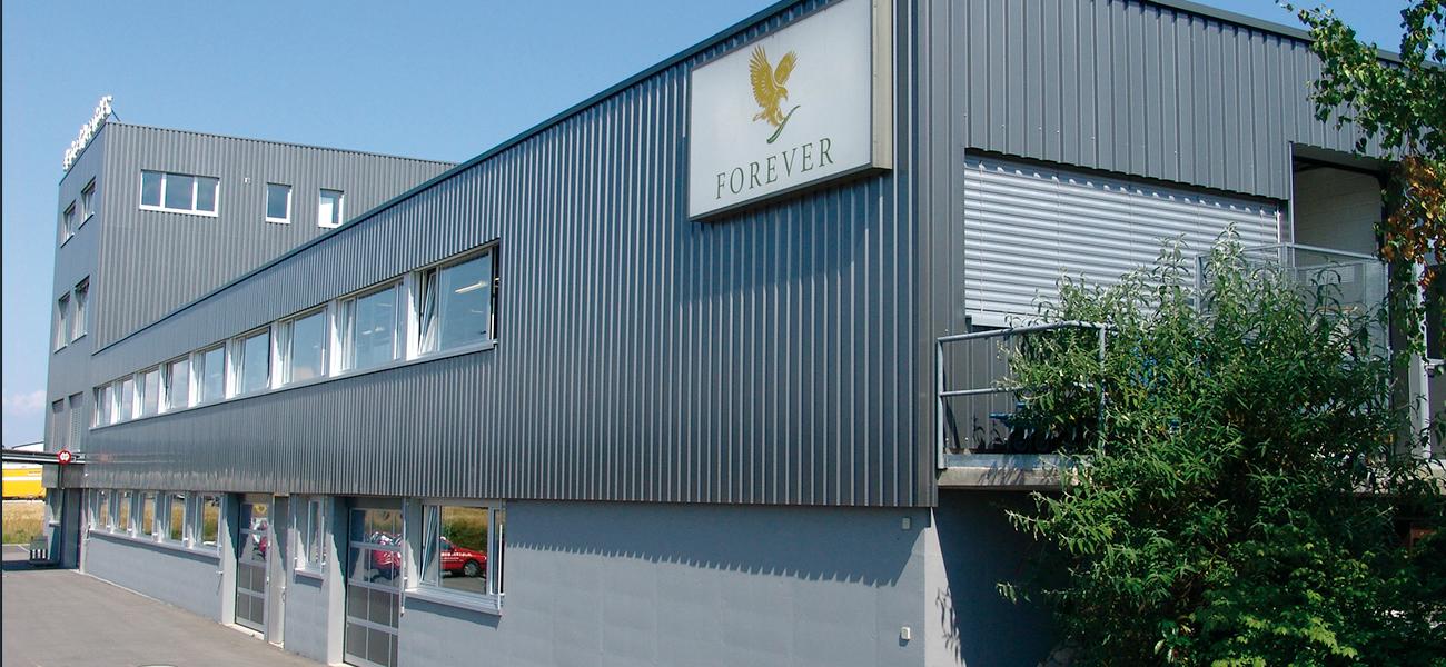 Der Schweizer Firmensitz.