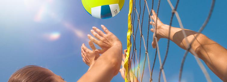 Sport in der Sonne bitte nur mit Sonnenschutz