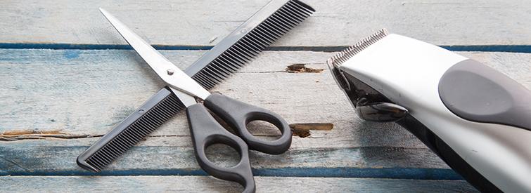 Rasierwerkzeug für Männer