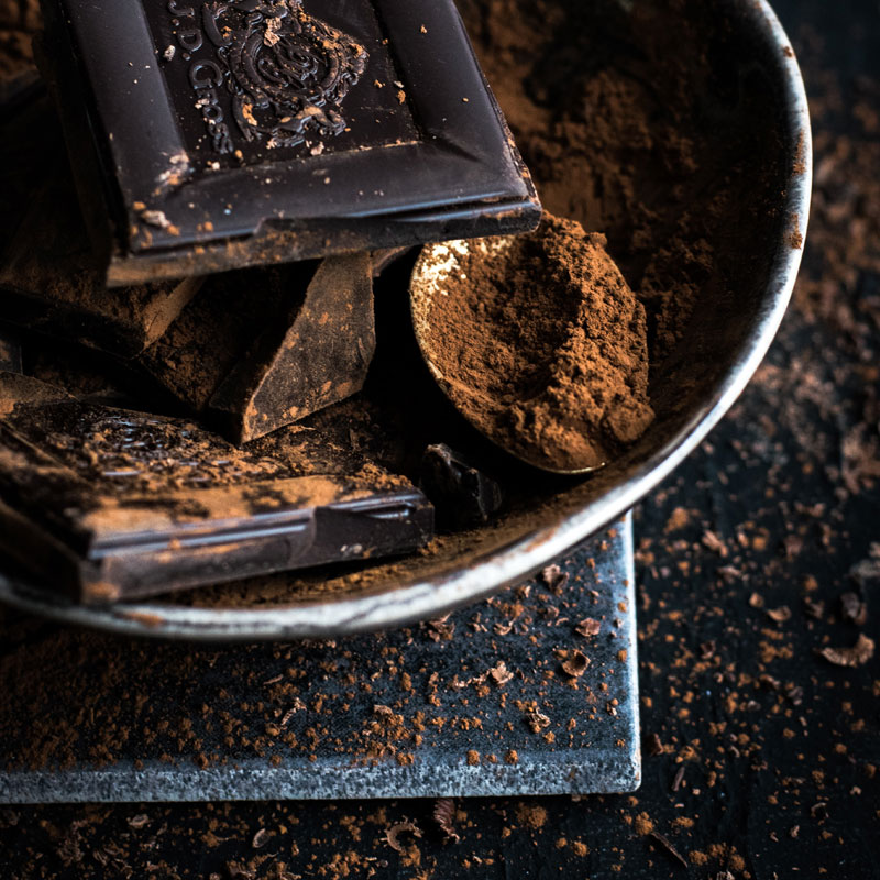 Skinfood dunkle Schokolade