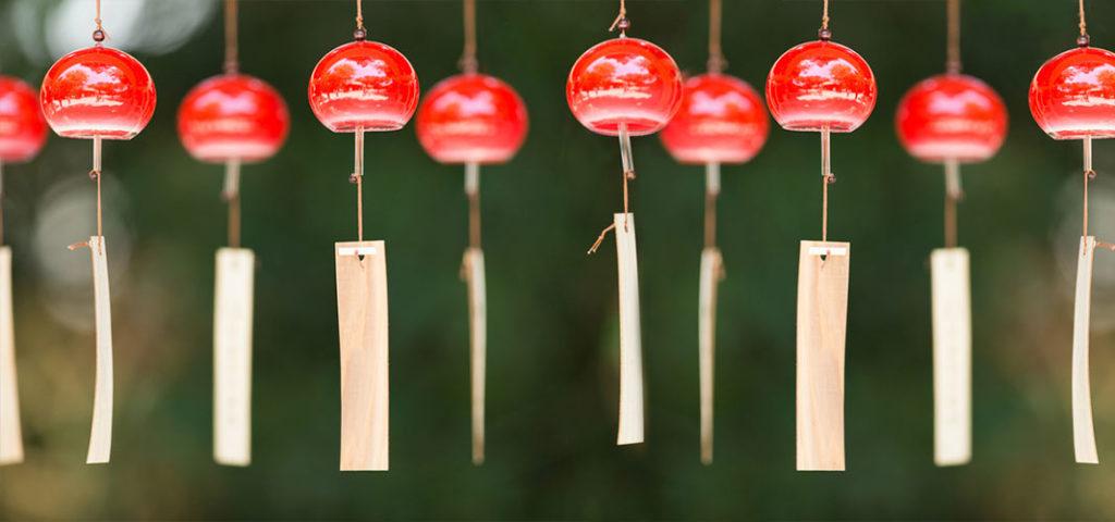 Feng Shui bedeutet die Schaffung eines harmonischen Umfeldes.