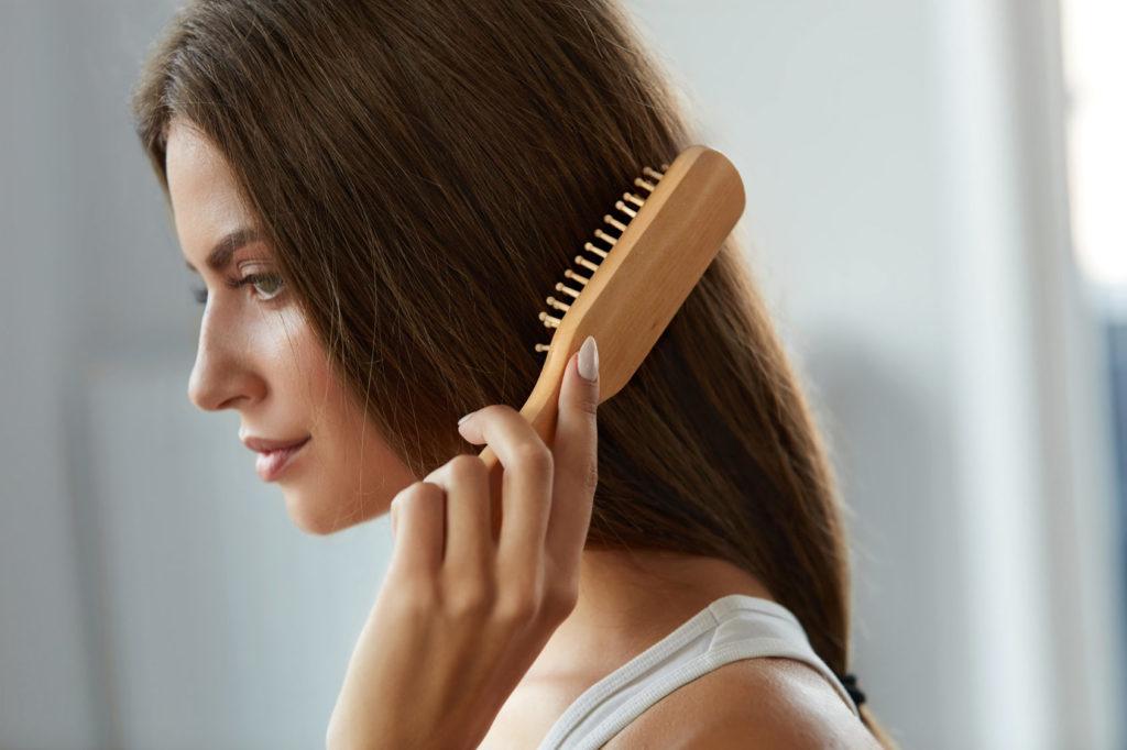 Der Haarausfall die Behandlung