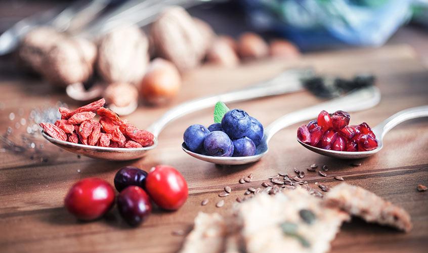 Von Superfood, über Bio und den fünf berühmten Portionen Obst und Gemüse täglich.
