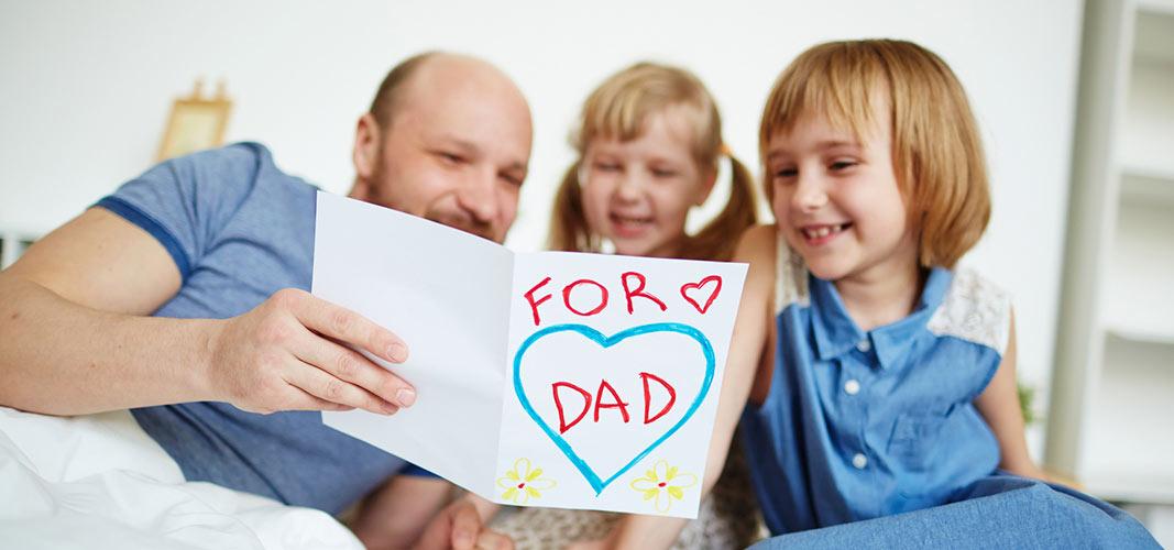 Geschenke zum Vatertag