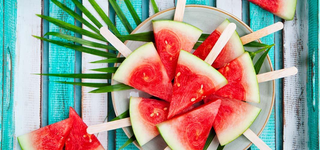Vitalisierende Melone