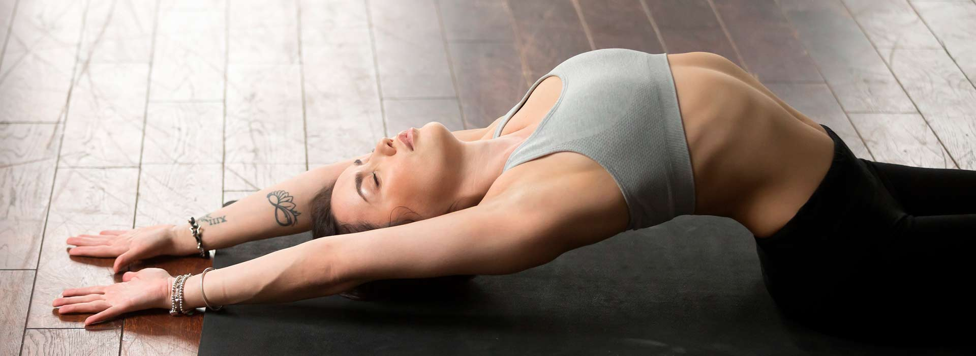 Das Risiko muskulärer Dysbalancen.