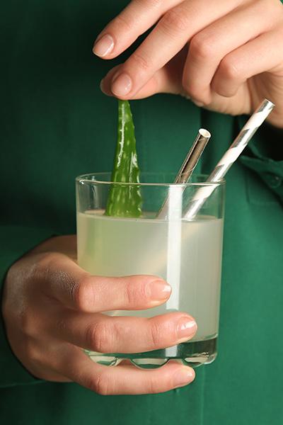 Einfach das beste Aloe-Vera-Gel!