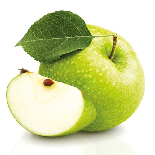 One apple a day, keeps the doctor away.