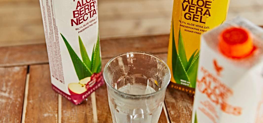 Aloe Vera, ein milder Genuss!