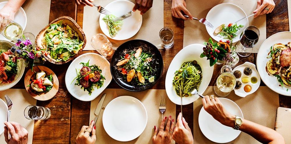 Achte also besonders auf deine fünf täglichen Portionen an Obst und Gemüse.