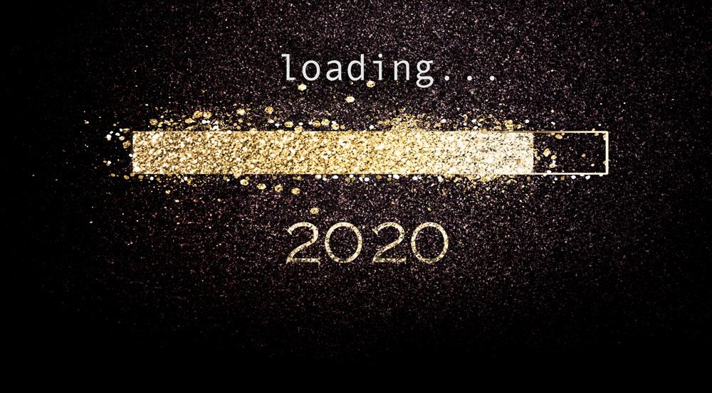 2020 steht vor der Tür