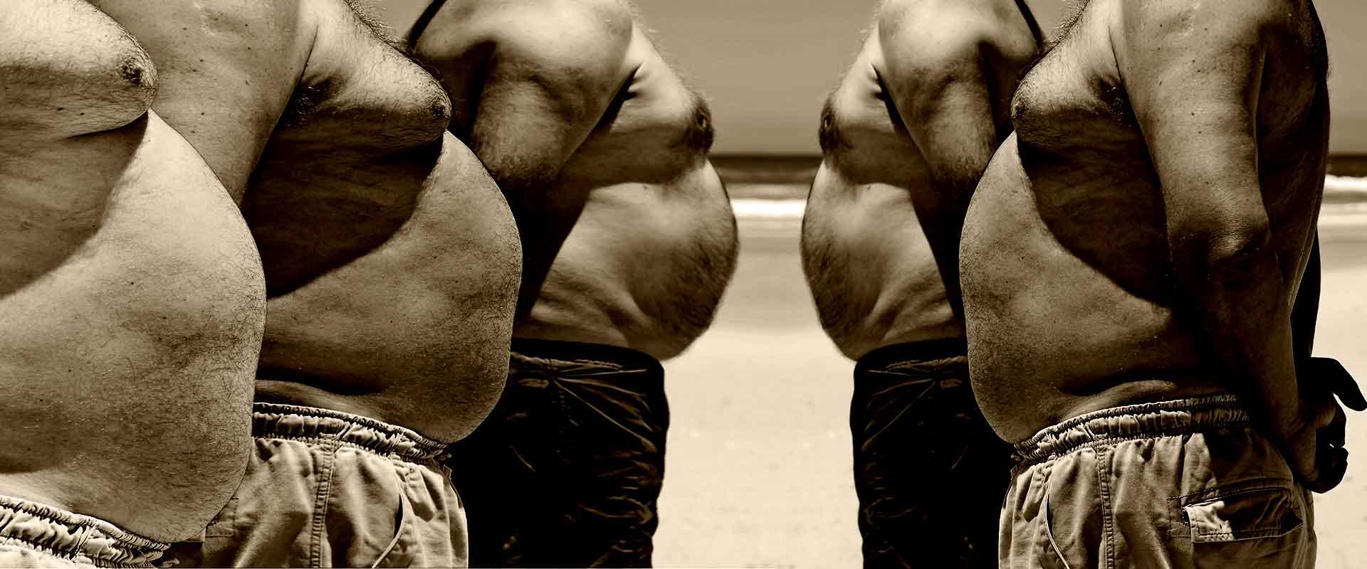 Bauchspeck, abnehmen, Fett, Bauchfett, Ernährung, Sport, Krisenpfunde, Bauch