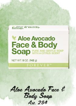 Aloe Avocado Face & Body Soap_