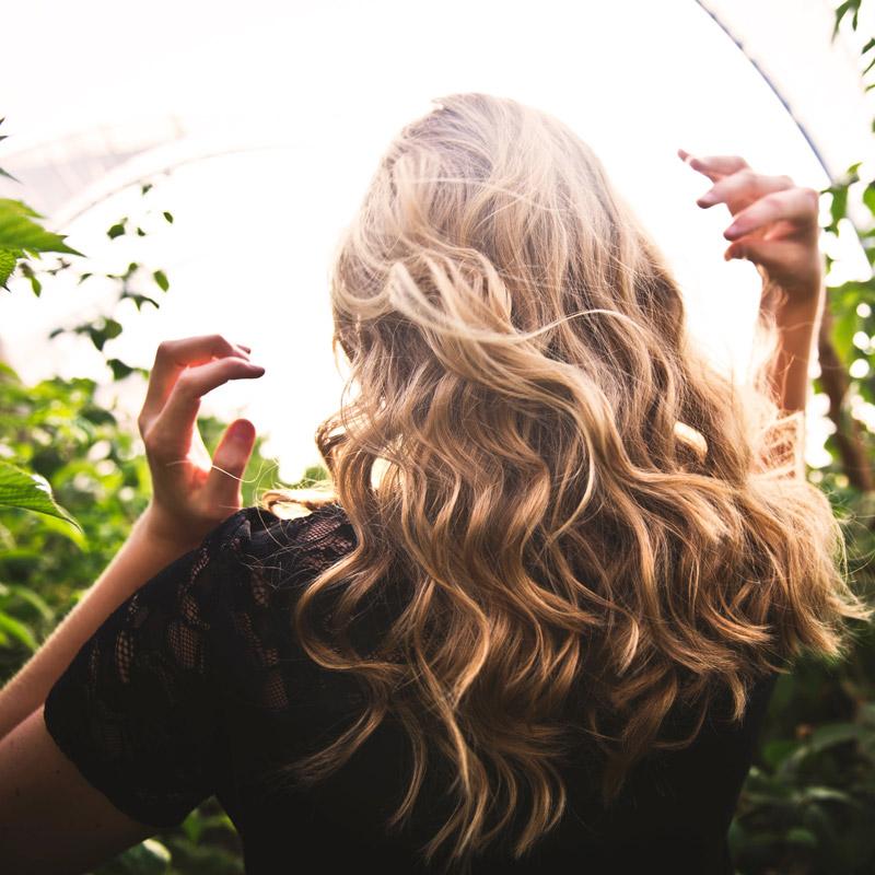 Geschmeidige Haare durch Aloe-Jojoba Shampoo