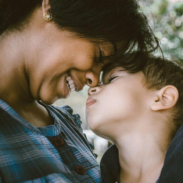 Liebe und Familie
