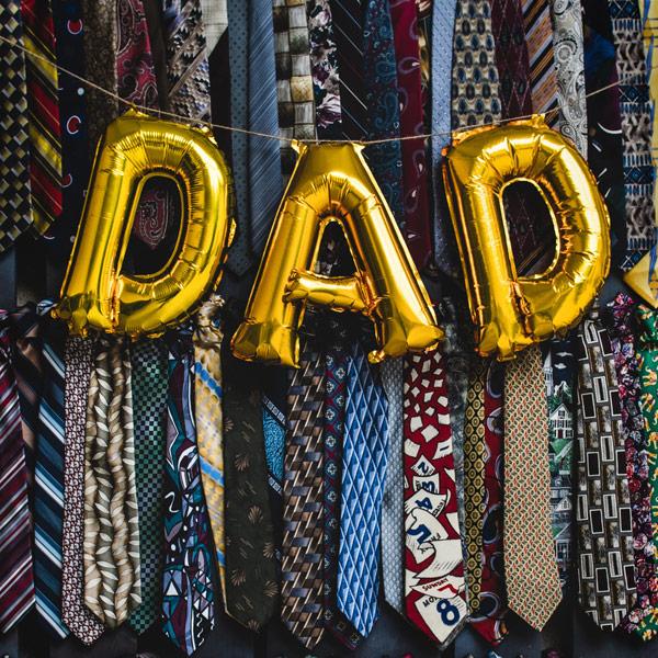 Dad Vatertag Kravatten